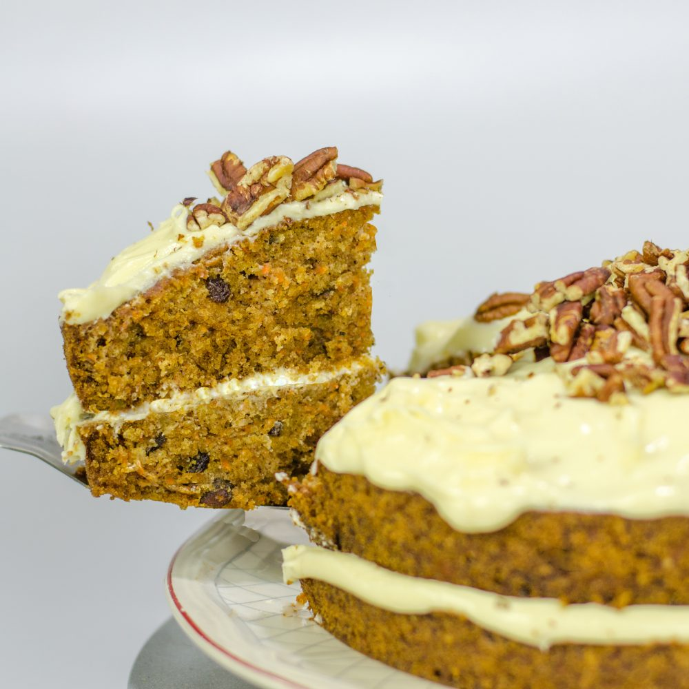 carrot cake kota kinabalu